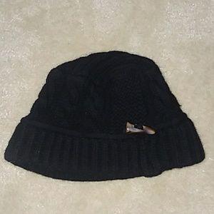 Women's Nine West Cable Knit Hat